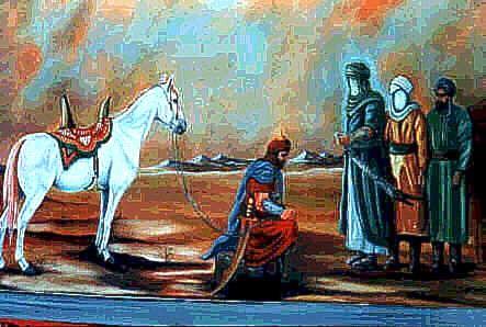 Yazid Karbala Kerbala in Pict...
