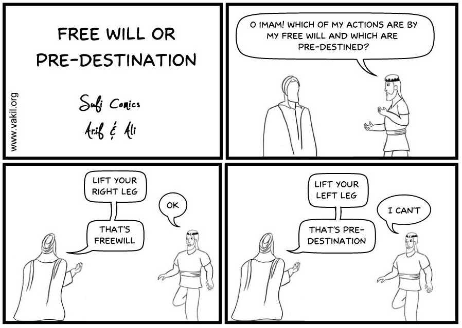 An Argument About Free Will